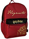 Harry Potter Niños Mochila Hogwarts Rojo
