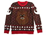 Star Wars Chewbacca Ugly Christmas Sweater Chewie - Jersey de punto multicolor L