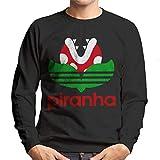 Cloud City 7 Piranha Men's Sweatshirt