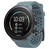Suunto 3 Reloj deportivo con medición dle ritmo cardiaco en la muñeca, Seguimiento 24/7 de actividad física y recuperación