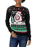 Star Wars Suéter feo de Navidad para mujer - Negro - X-Large