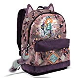 Forever Ninette Forever Ninette Bicycle-Sac à Dos HS FN Mochila Tipo Casual 44 Centimeters 23 Multicolor (Multicolour)