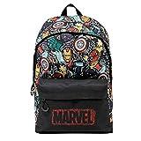 KARACTERMANIA Marvel Trend-Mochila Freetime HS 1.1, Multicolor