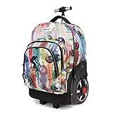 PRODG PRODG Graffiti-GTX Travel Trolley-Rucksack Mochila Tipo Casual 53 Centimeters 59.5 Multicolor (Multicolour)