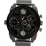 PIXNOR Oulm Reloj de pulsera (negro)