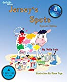 Jersey's Spots Dyslexic Edition (English Edition)