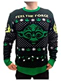 Star Wars Jedi Yoda Ugly Christmas Sweater Strickpullover Sweater multicolor M