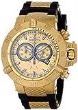 Invicta 5517 Subaqua Collection Reloj cronógrafo Dorado para Hombre