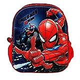KARACTERMANIA Spiderman Versus-Mochila 3D (Pequeña) Multicolor