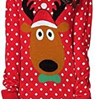 Jersey navideño pull and bear