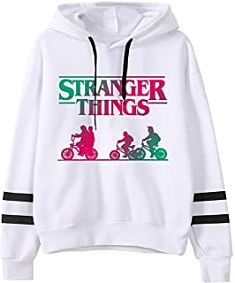 Jersey stranger things