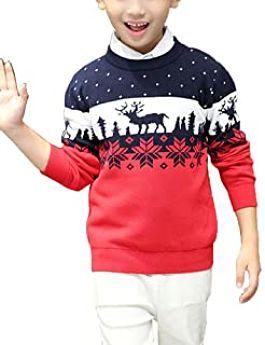 Jerseys navideños niños