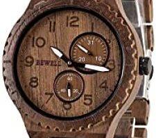 Reloj de Madera VICVS