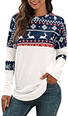 jersey navidad mujer