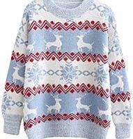 jersey navideño el corte ingles
