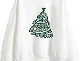 jersey navideño mujer h&m